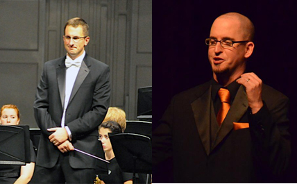 Commissions in Concert Nokesville: Ryan Keebaugh and Kettle Run High School