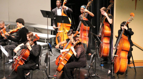 Create a new piece for chamber ensemble