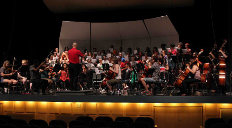 Create a New Piece for Orchestra