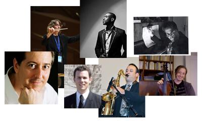 Commissions in Concert Davis: Christopher Caliendo, Steve Horowitz, Omar Thomas, Rio Americano and Berkeley High